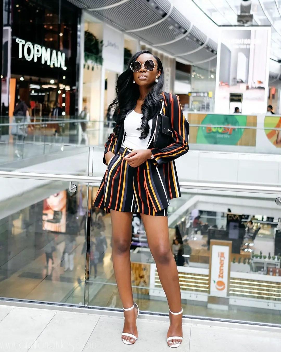 Amillionstyles Street Style Of The Day: Alexandriah Sho-Silva