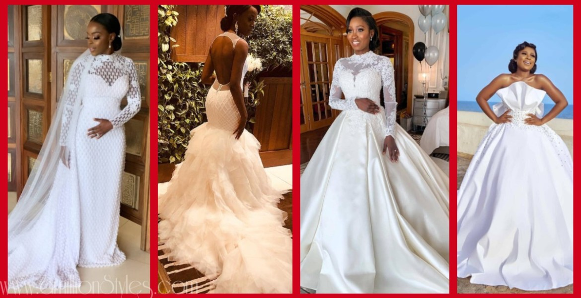 10 Wedding Dresses Making Us Long For Ours