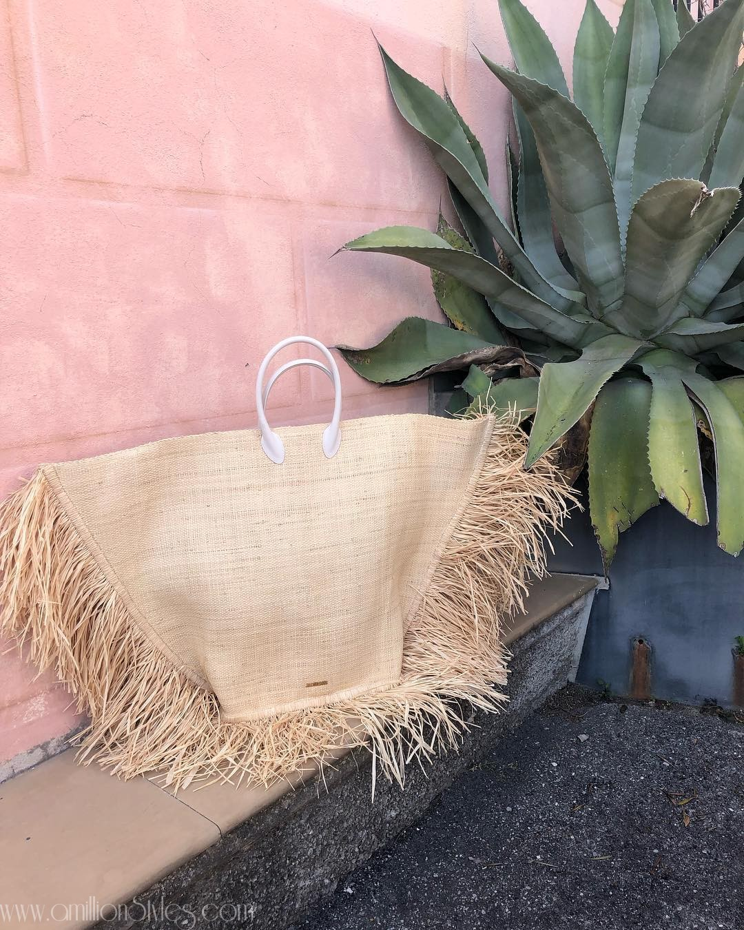 This Jacquemus Fringe Tote Is Reigning, Who Rocked It Best?
