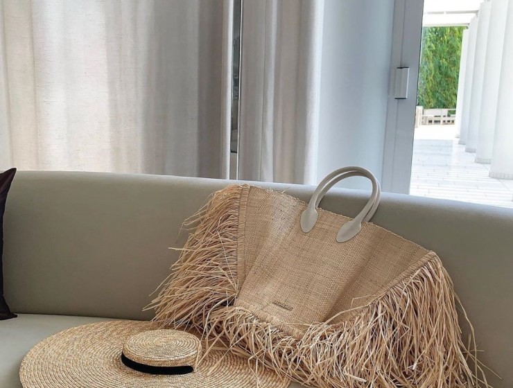 This Jacque Mus Fringe Tote Is Reigning, Who Rocked It Best?