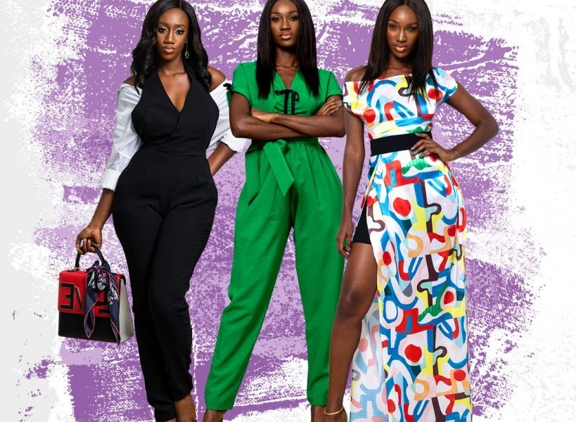 """With Love From Lagos"" Is The Latest Collection From Grey Velvet"