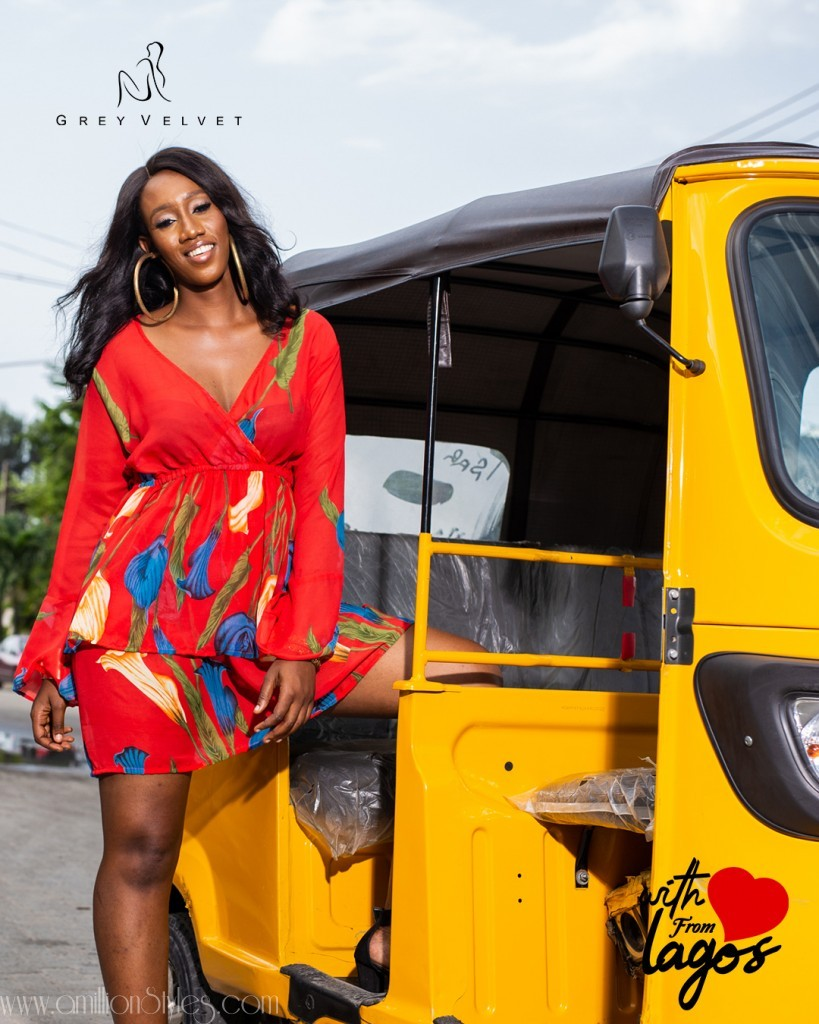 """""""With Love From Lagos"""" Is The Latest Collection From Grey Velvet"""