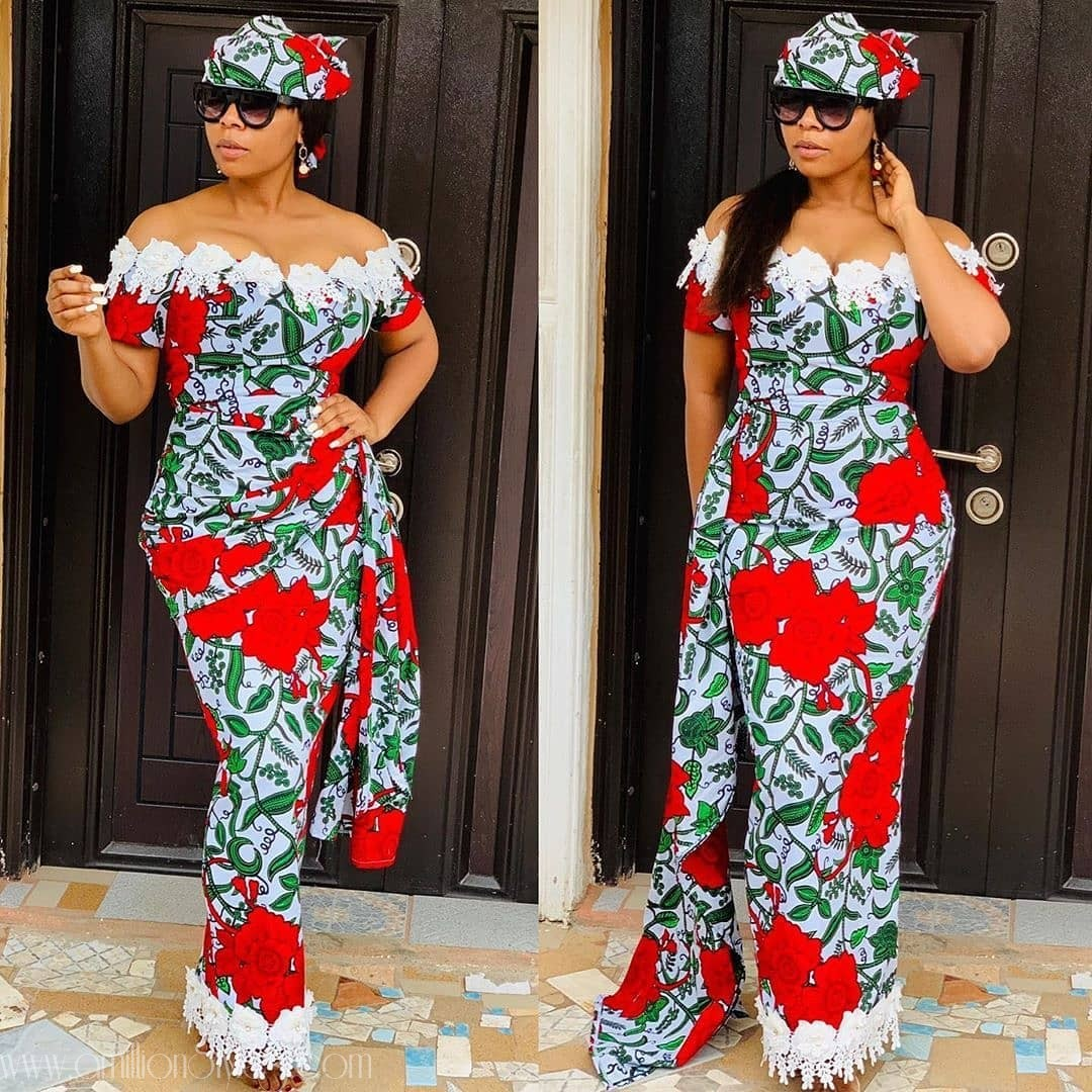 We Are Crushing On These Wednesday Ankara Styles