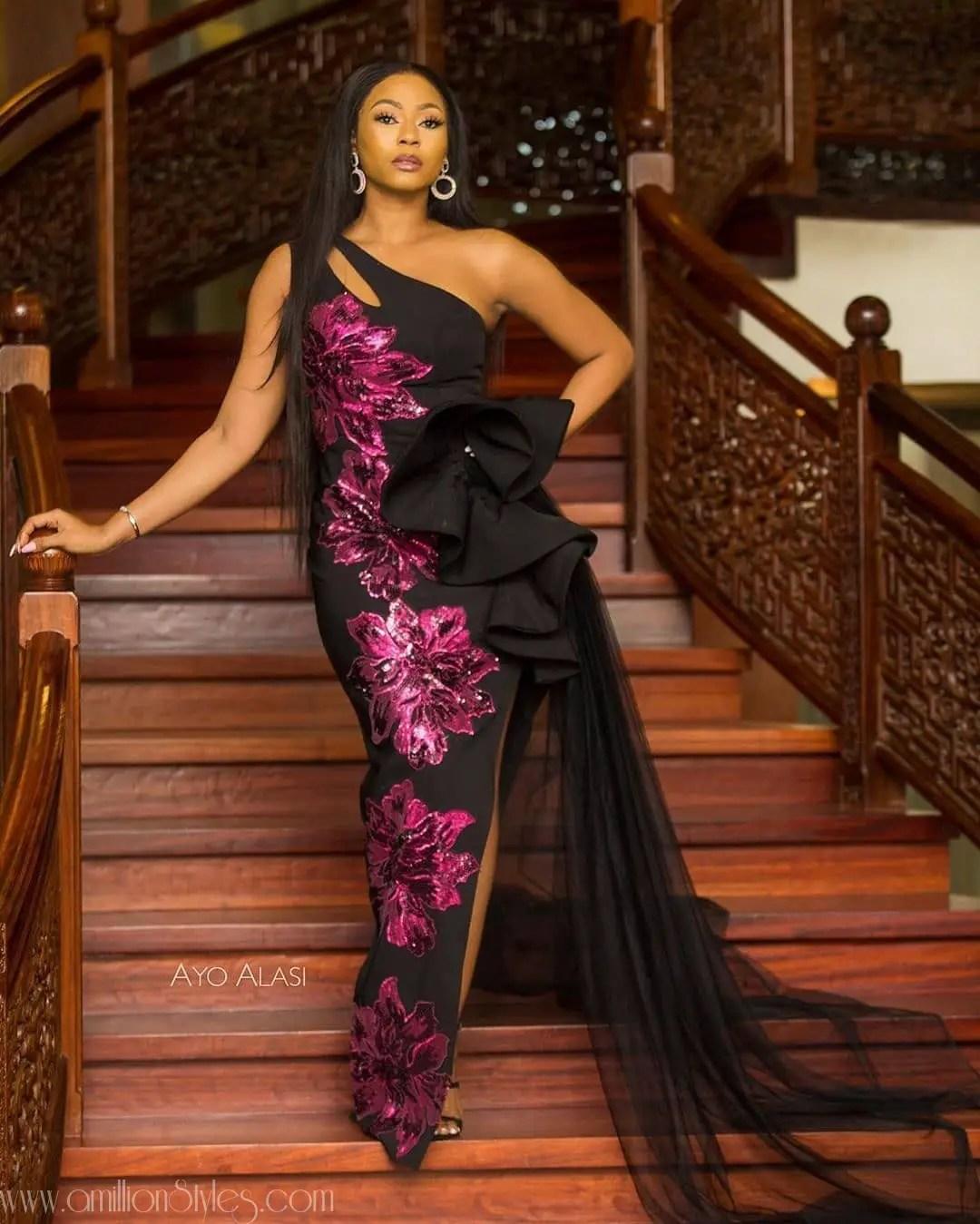 Latest Lace Asoebi Styles Volume 44