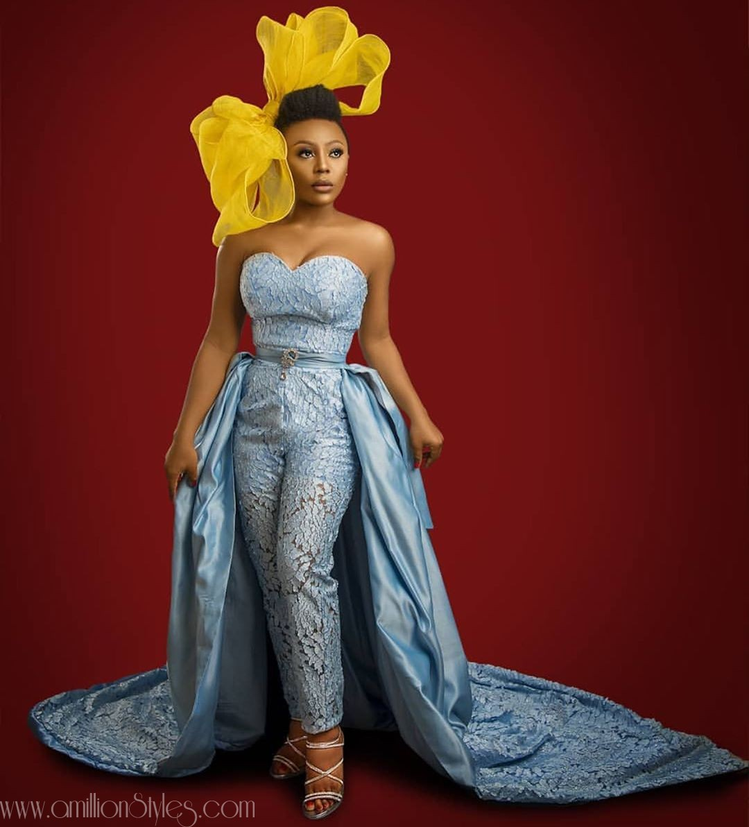 """Bling Lagosians Movie Premiere Had The Stars In """"Eko For Show"""" Styles"""