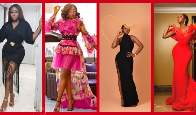Ini Edo, The Brown Skinned Fashionista