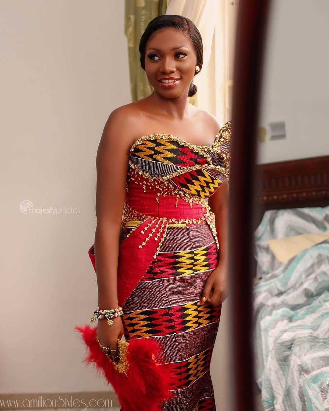 Don't You Just Love Ghanaian Kente Styles?