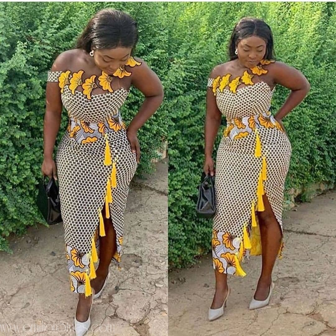 Latest Women's Ankara Styles-Volume 1