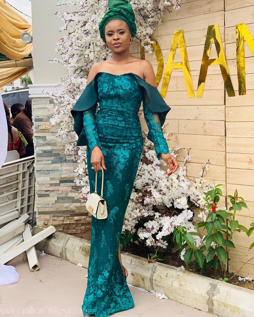 Latest Nigerian Lace Styles and Designs-Volume 10