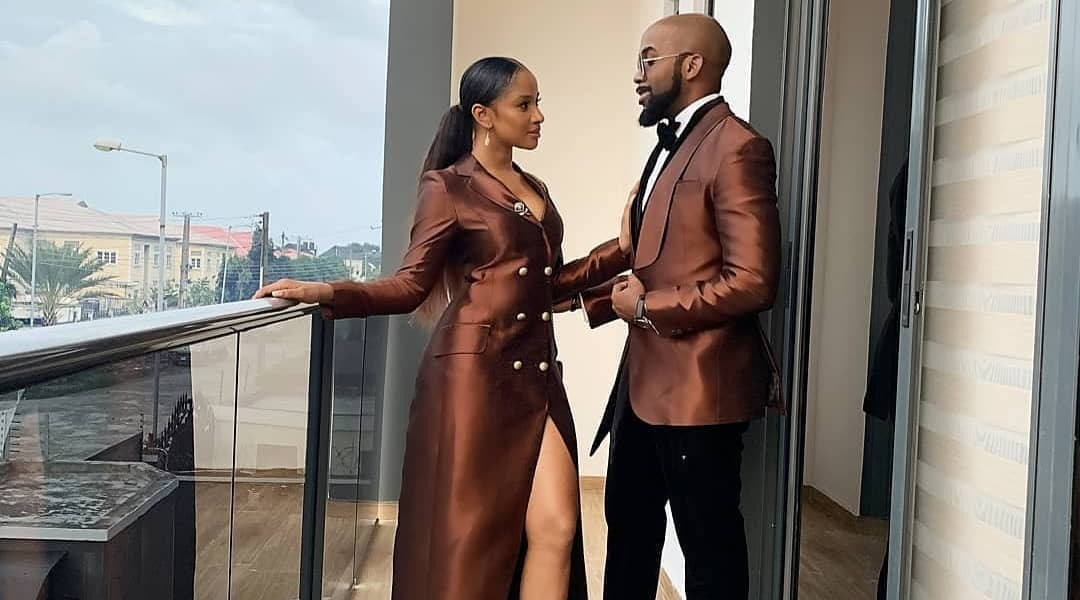 Sizzling Couple Alert! Banky W And Adesua Etomi Pack The Heat In Mai Atafo