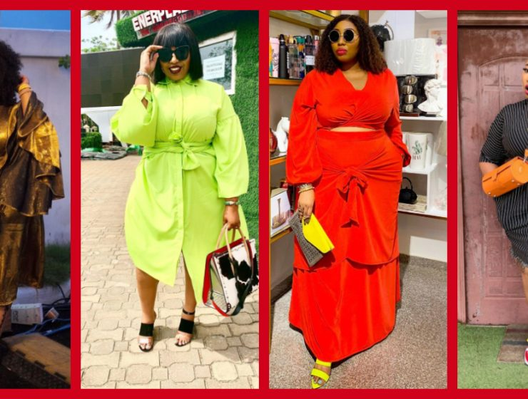 Latasha Ngwube Schools Us On How To Dress A Curvy Body
