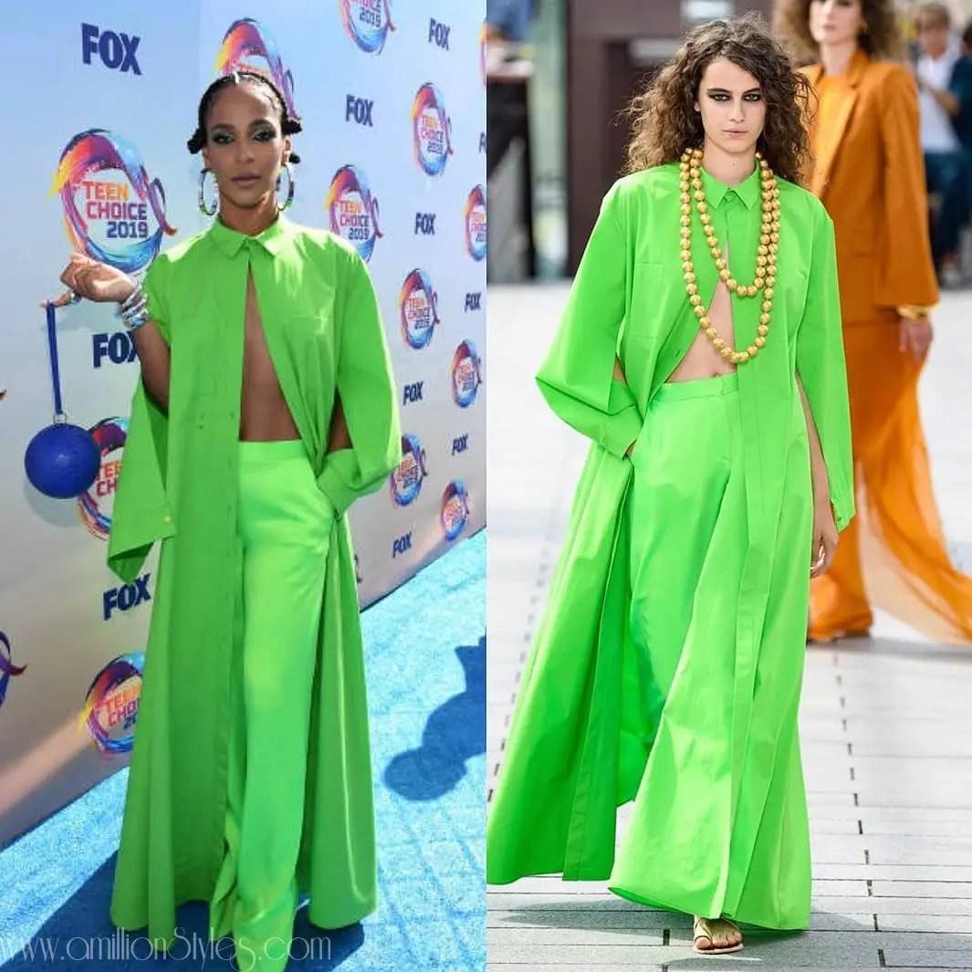 7 Runway Fashion Styles On Celebrities