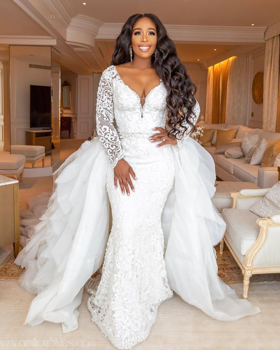 Brides Are Pushing The Envelopes With These Stylish 2019 Wedding Dresses