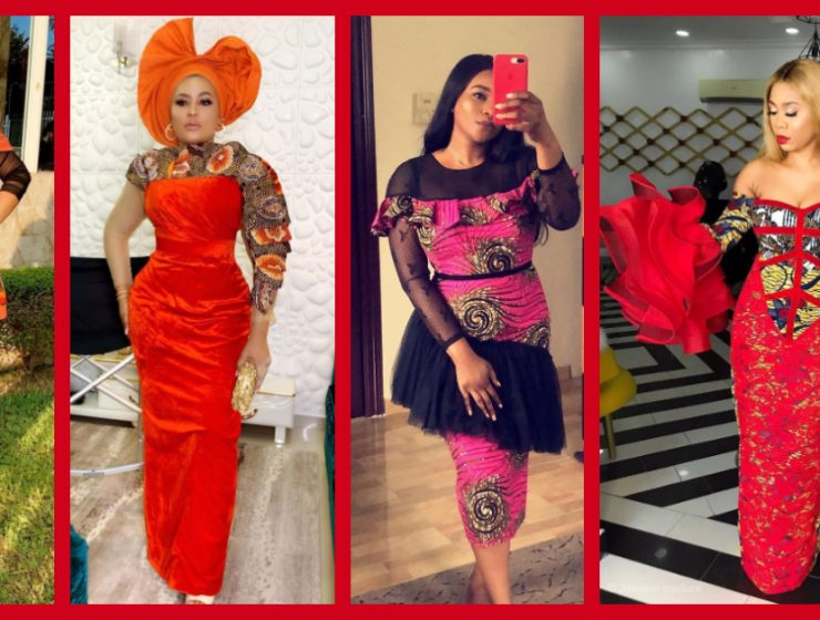 Latest Women's Ankara Styles-Volume 9