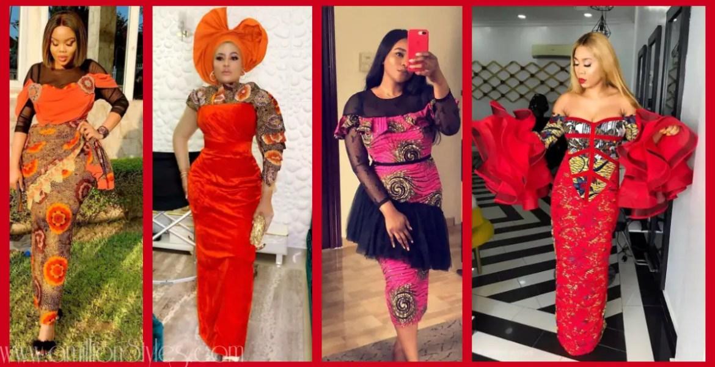 Latest Women's Ankara Styles-Volume 9