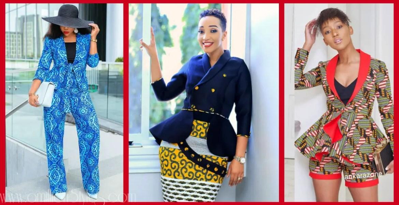 Friday Morning With 6 Ankara Jackets