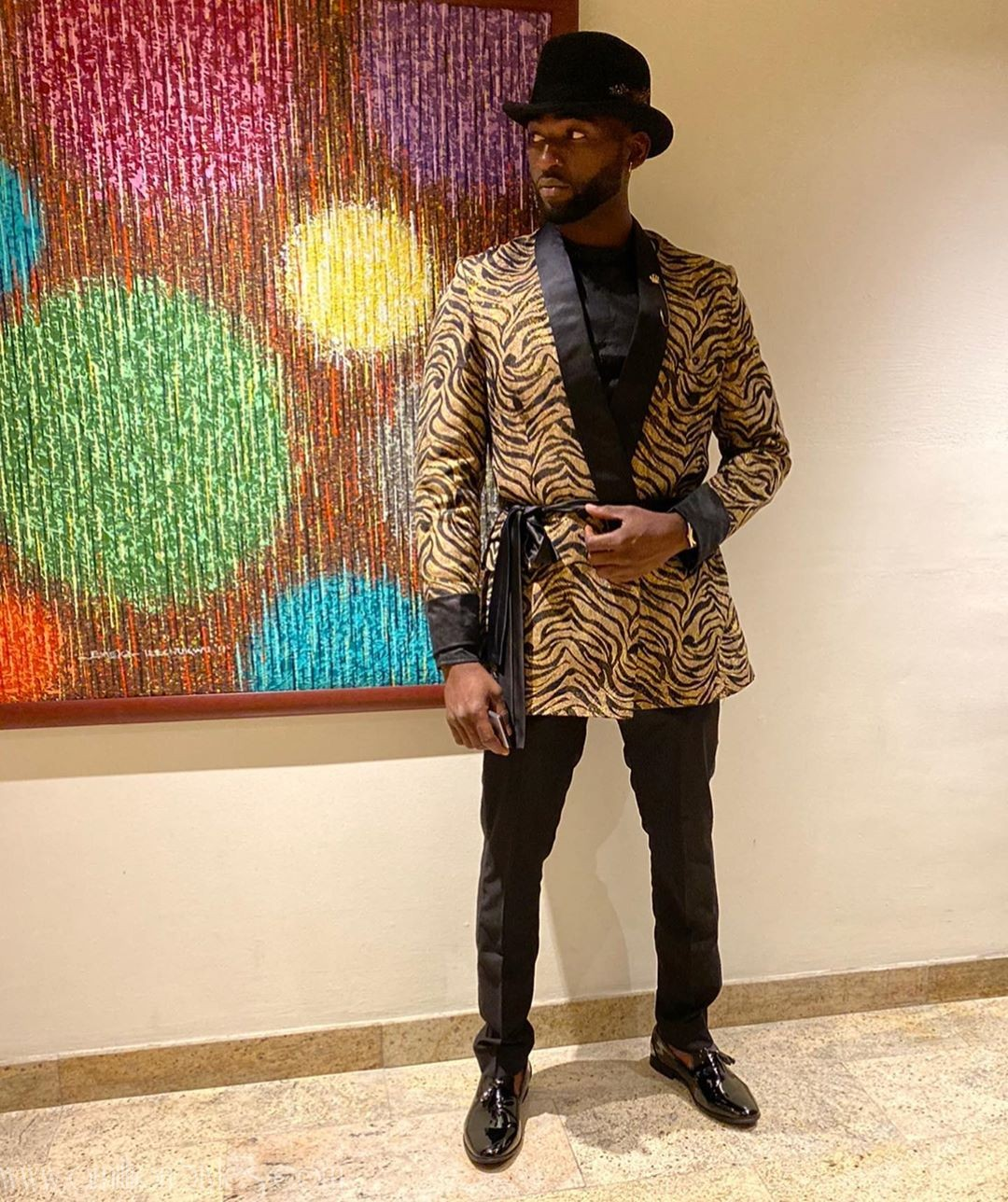 Styles From the 2019 Headies Awards