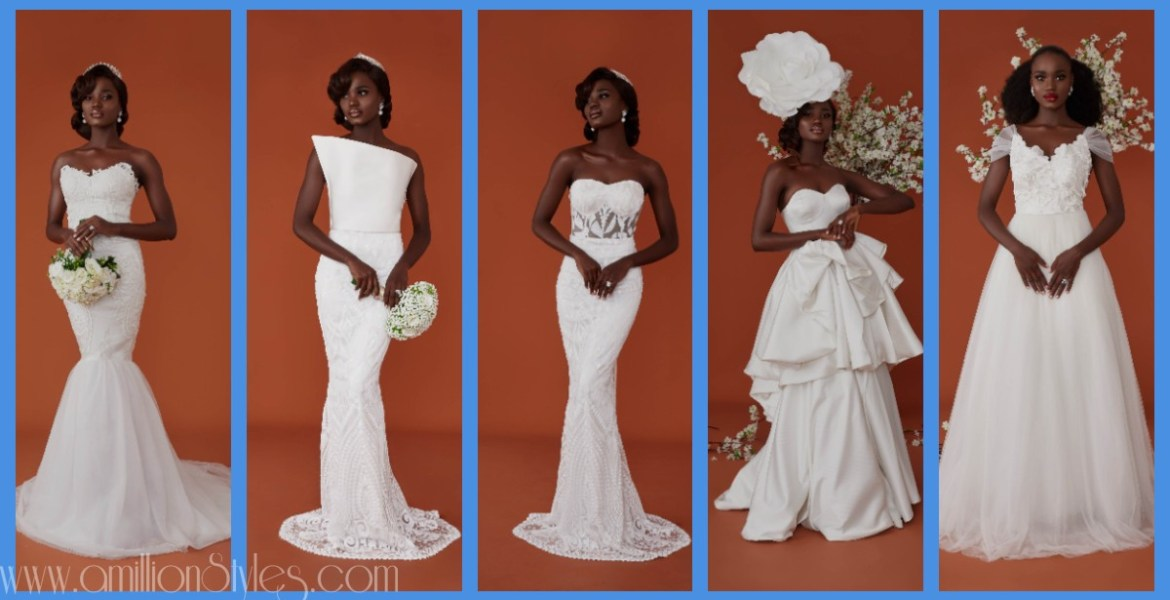 2020 Brides Are Going To Love Wana Sambo First-Ever Bridal Collection