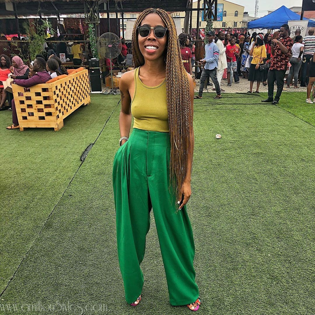 Here Are Some Street Styles At Day 1 Of The GTBank Fashion Weekend