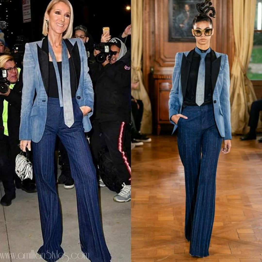 Celine Dion Rocked Some Runway Looks And We Are Here For This!