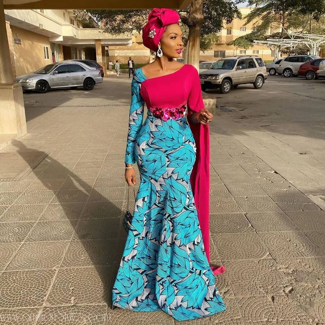 Let's Wrap Up 2019 With The Best 10 Ankara Styles