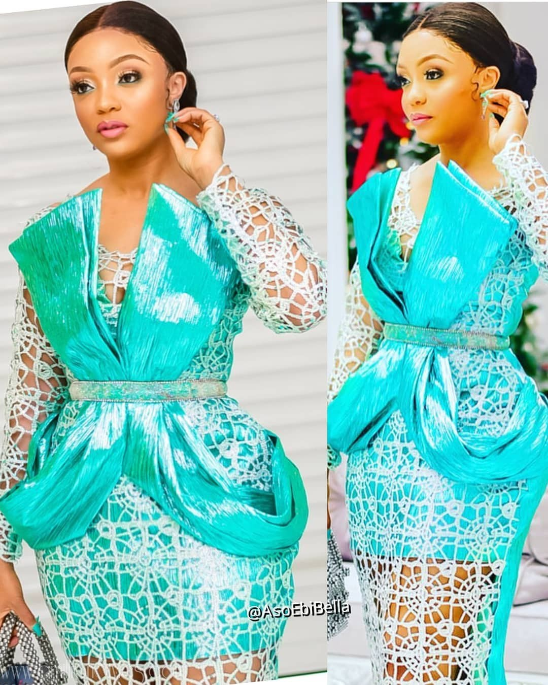 Latest Nigerian Lace Styles and Designs-Volume 23