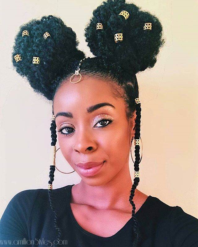 15 New Natural Hairstyle Ideas You Should Cop In 2020