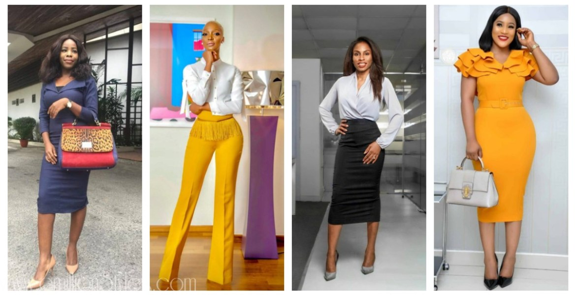 Slip Into Any Of These 10 Stylish Corporate Outfits And Turn Heads
