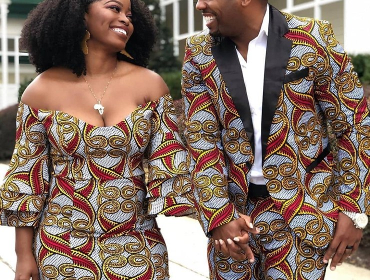 You Need To See These 5 Ankara Styles For Lovers