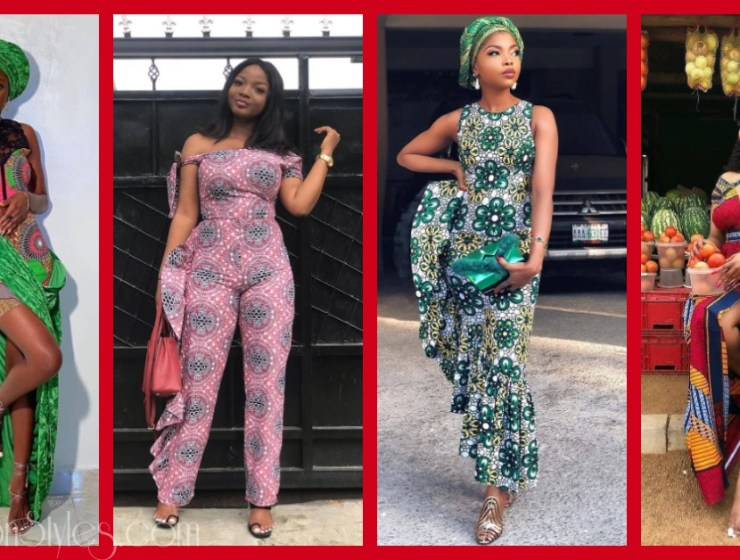 Check Out The Latest Ankara Styles For Nigerian Women