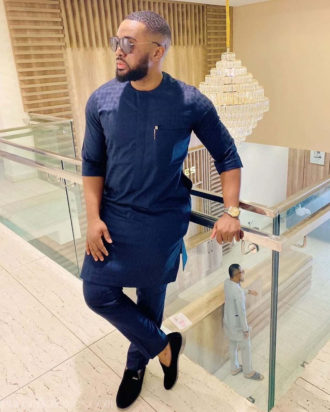 11 Friday Traditional Asoebi Styles For Men