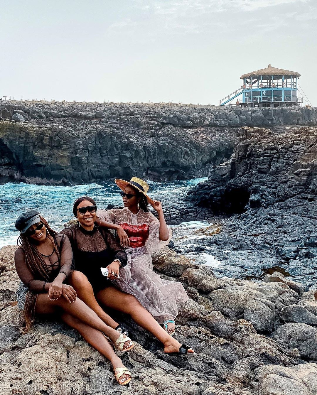 Ini Dima Okogie Serves Hawt Vacation Style!
