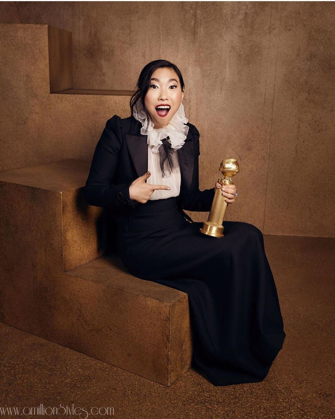 Quick Look At Some Winners At The 2020 Golden Globes