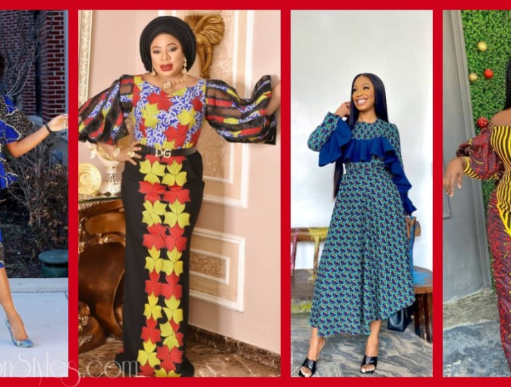 10 Ankara Styles Perfect For A Dress-Down Friday