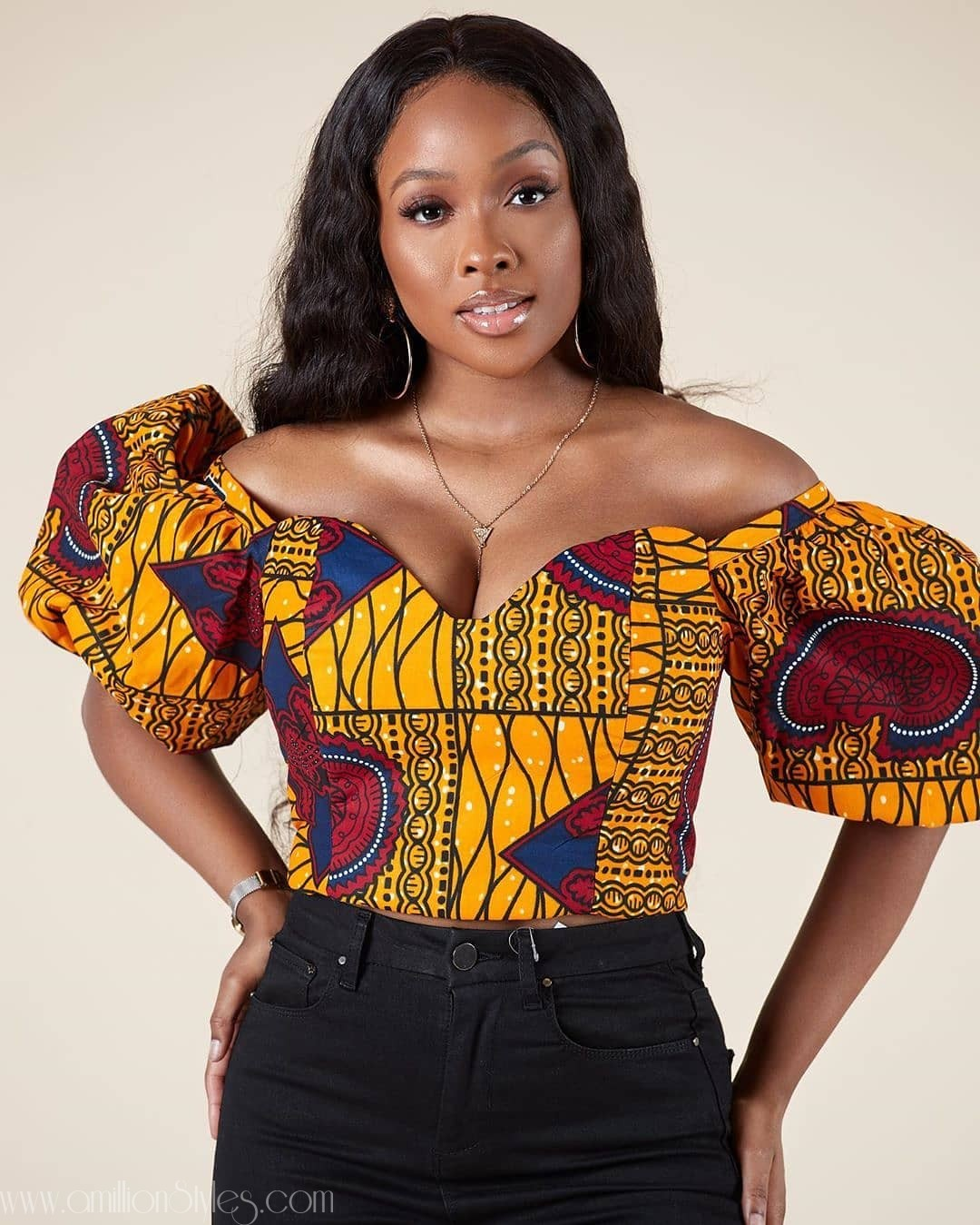 See The Top 10 Ankara Tops In 2020
