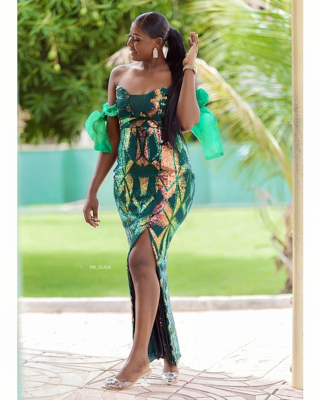 Latest Nigerian Lace Styles and Designs-Volume 29
