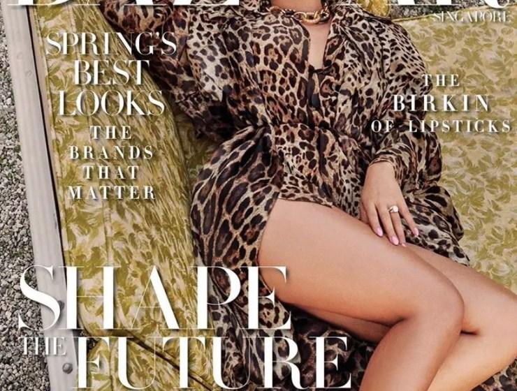 Priyanka Chopra Jonas Covers March Issue Of Bazaar