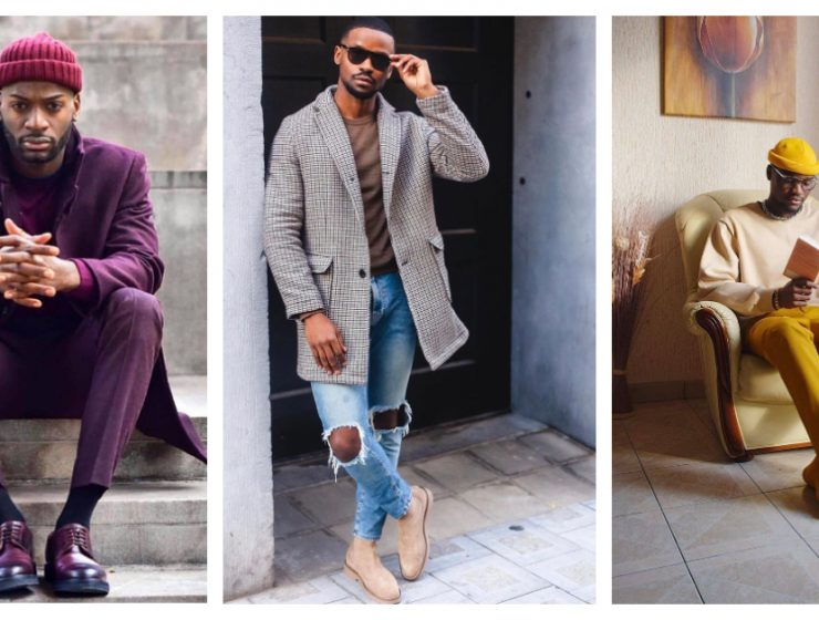 Be Inspired By These 7 Casual Men's Styles