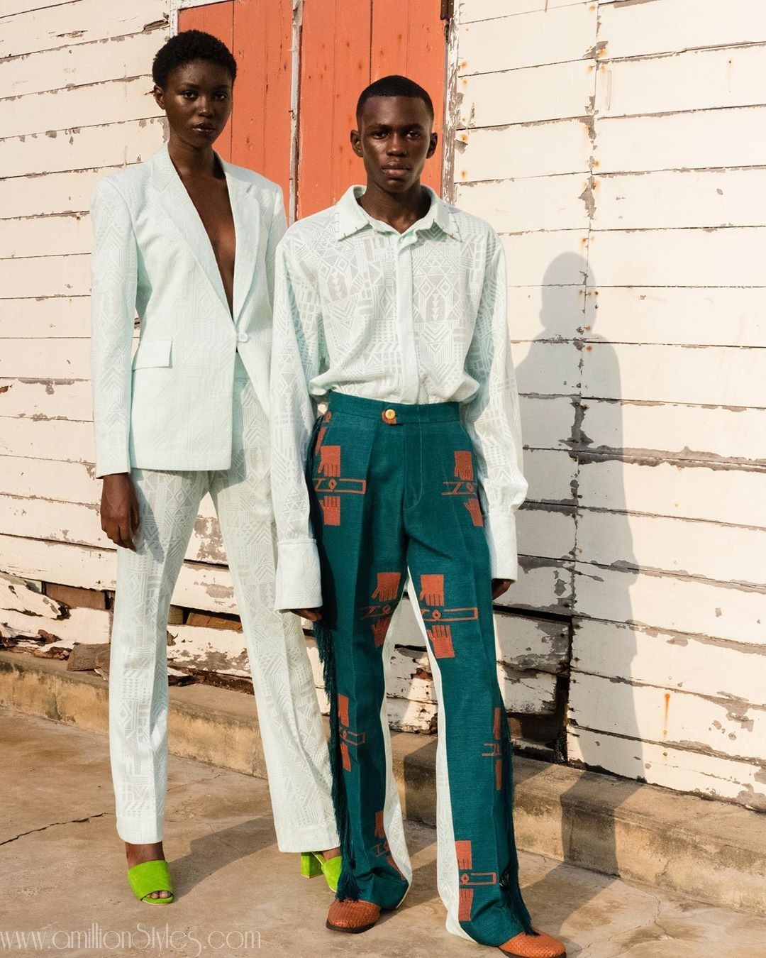 Emmy Kasbit's Spring-Summer 2020 Campaign Was A Hit