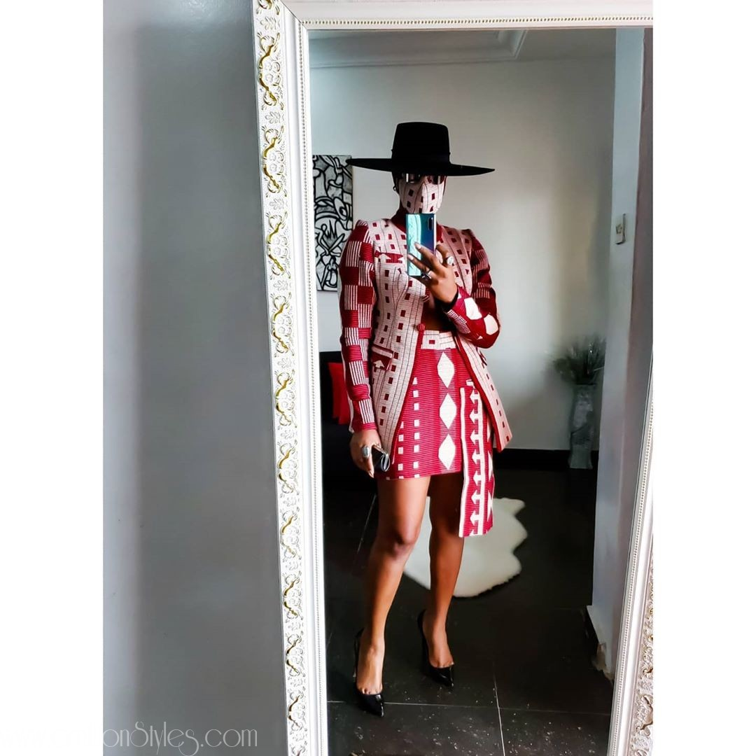 Style Connaisseur Hit Us With Quarantine Wedding Style