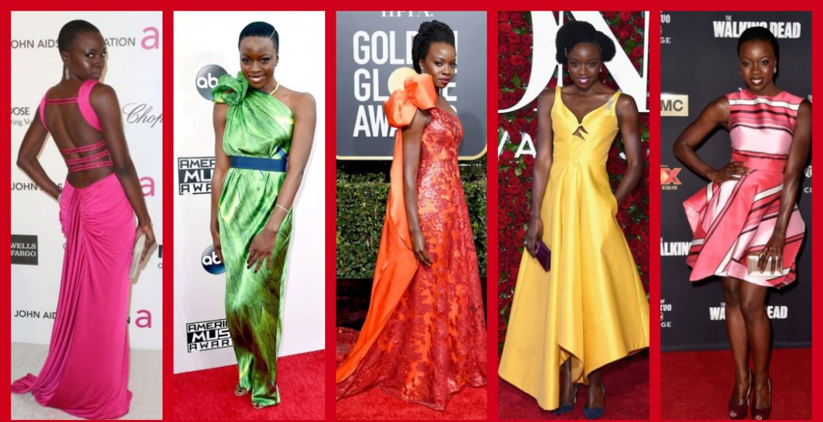 10 Times Danai Gurira Stunned On The Red Carpet