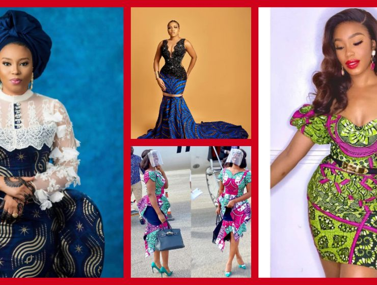 Latest Women's Ankara Styles-Volume 25