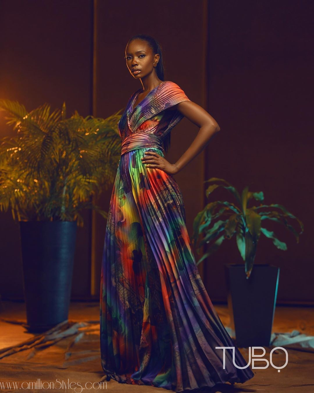 Tubo's Ready To Wear Colorful Pieces Are Must Haves!