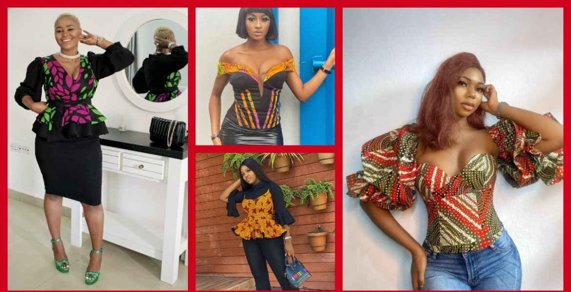 7 Fantastic Ankara Tops That Will Make Your Day