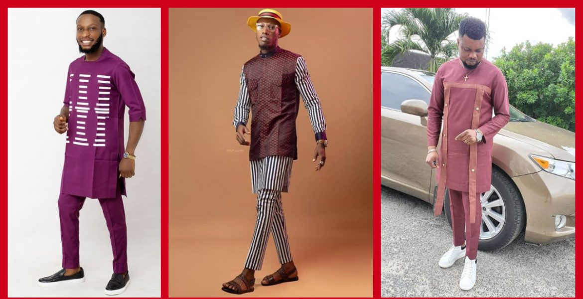 Look Fashionable In These 7 Unique Atiku Designs