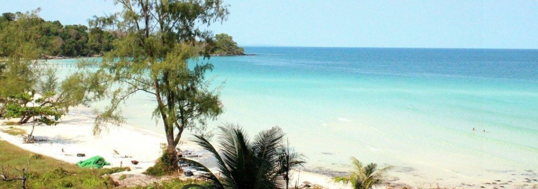 COCONUT BEACH: A TROPICAL PARADISE ON KOH RONG ISLAND