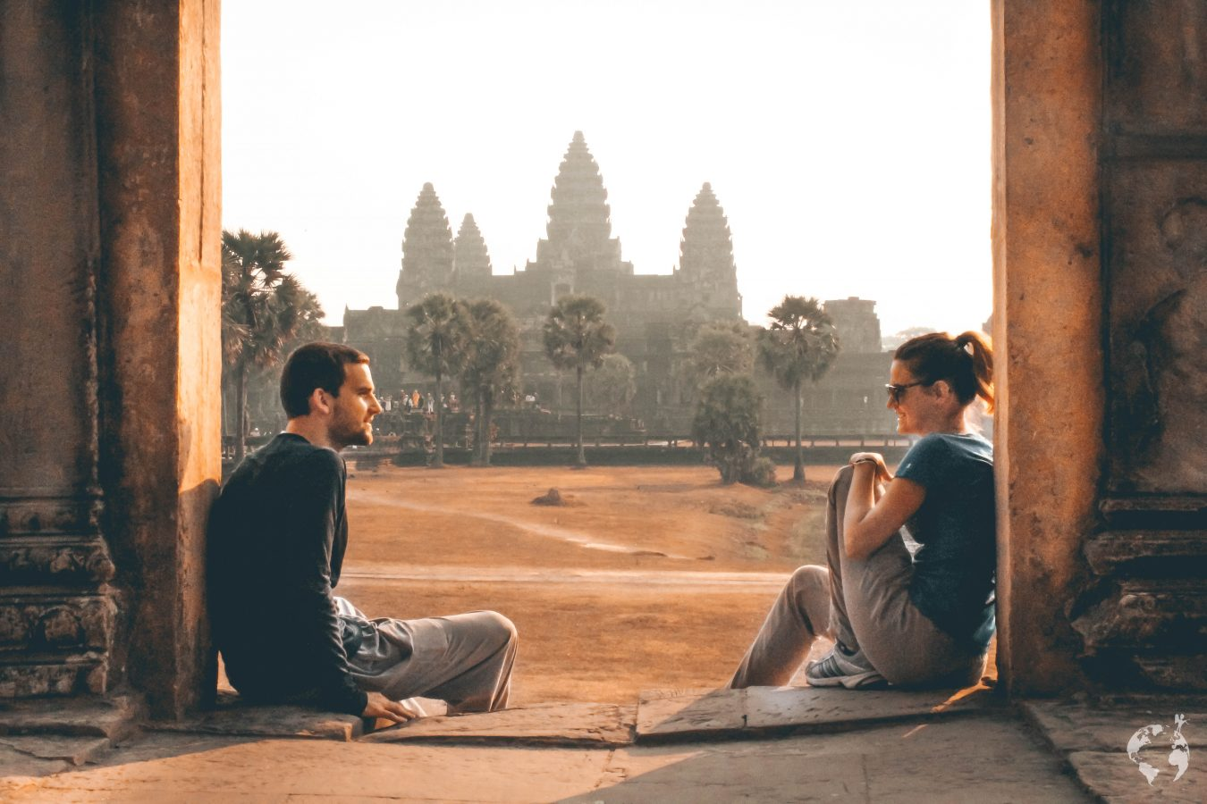 SIEM REAP AND ANGKOR TEMPLES, CAMBODIA