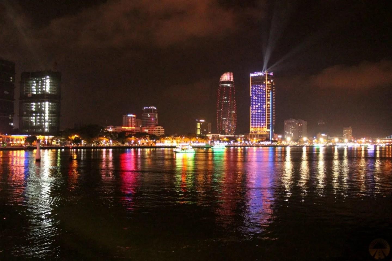 Han River at night