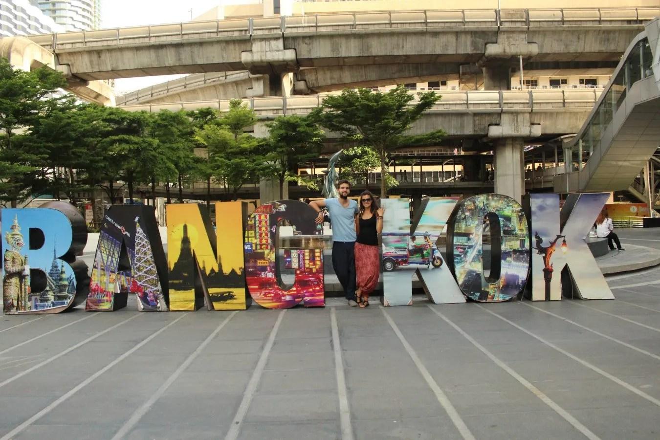 Bangkok train how to book