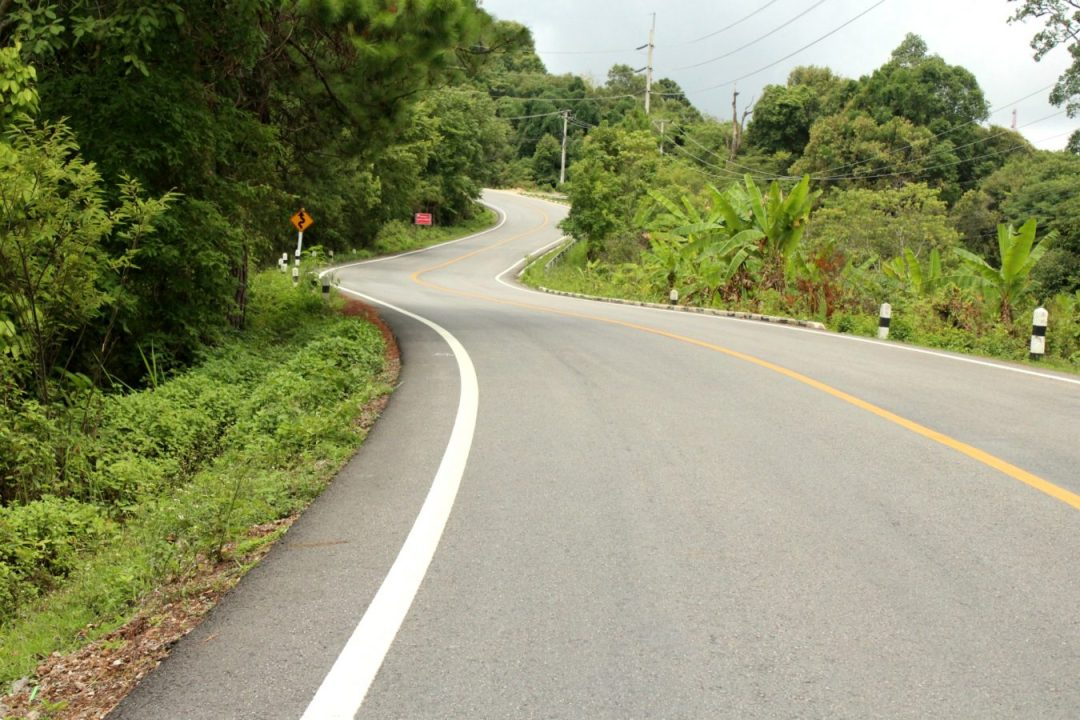 road 1095 chiang mai pai